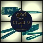 Cloud Nine Hair Straighteners vs ghd