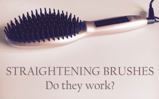 Hair Straightening Brush Reviews – A Possible Rival For Flat Irons?