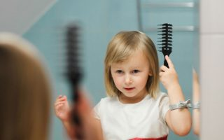 At What Age Should You Let Your Child Take Control Of Their Hair?