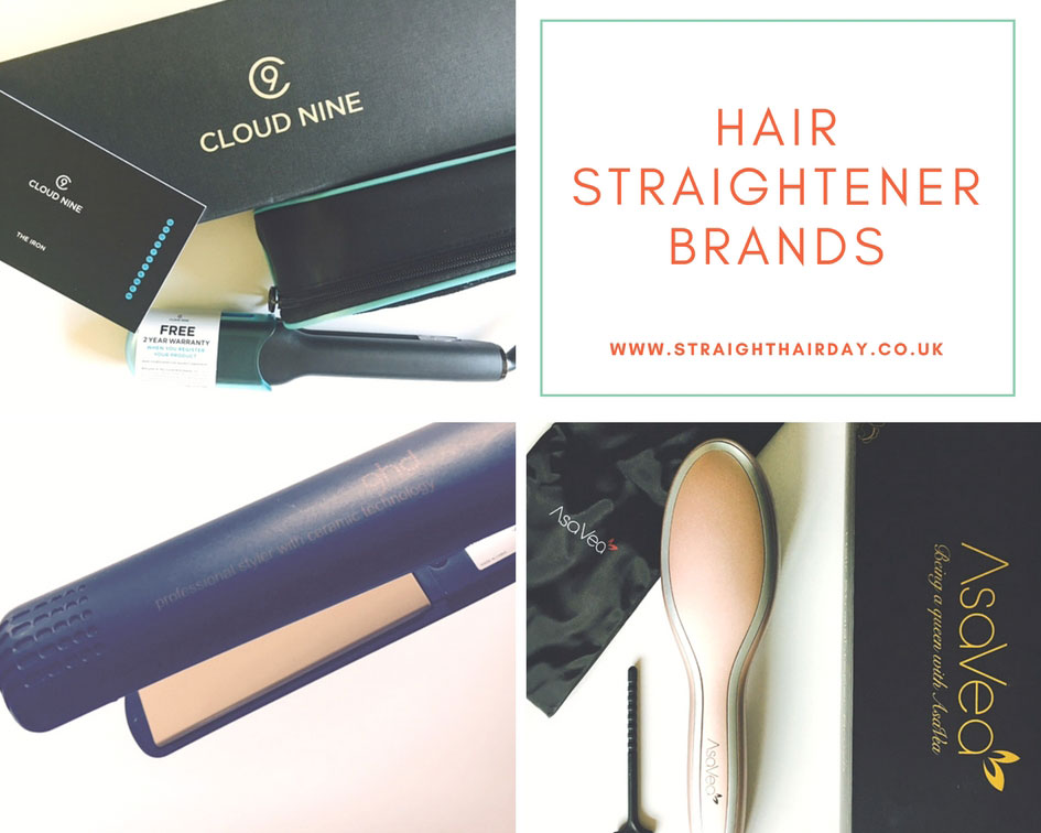 Hair Straightener Brands
